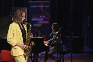 200704 Examenconcert saxofoon - fotografie Danny van der Weck