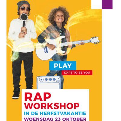 190930 Rap workshop Krispijn