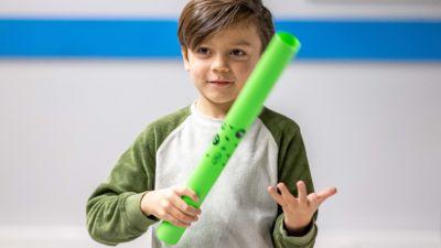 201121 Kunsthoppen voor Kinderen Muziek - fotografie Peter Verheijen